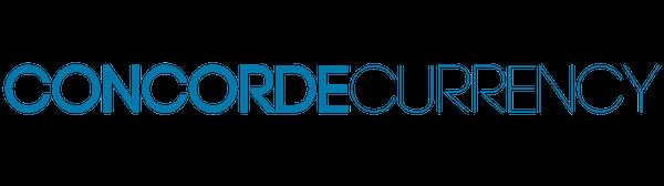 Concorde Currency Retina Logo